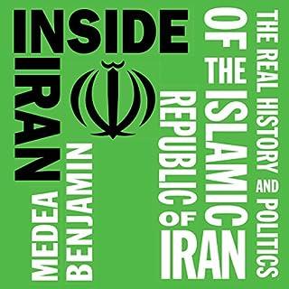 Inside Iran audiobook cover art