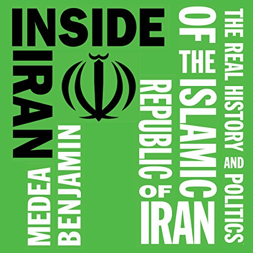 Inside Iran audiobook cover art
