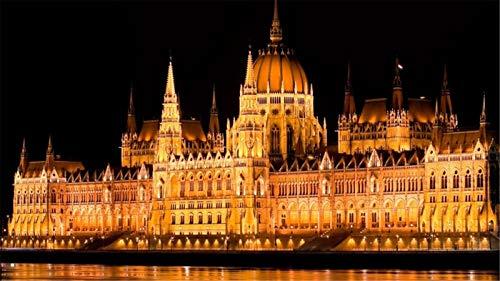 1000 Piezas De Rompecabezas Para Adultos Edificio Del Parlamento Húngaro Edificio Río Danubio Montaje De Madera Decoración Para El Hogar Juego De Juguetes Juguete Educativo Para Niños Y Adultos