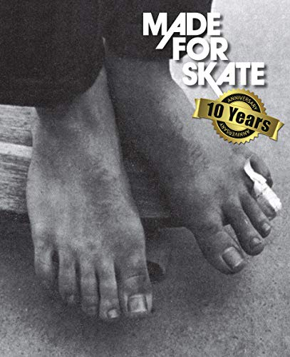 Made For Skate: The Illustrated History of Skateboard Footwear