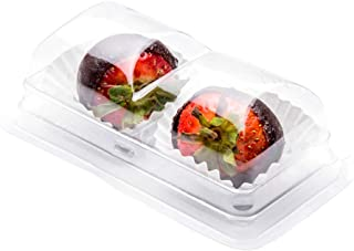 Best strawberry containers plastic Reviews