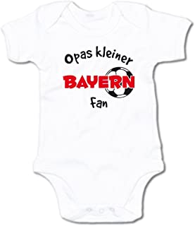 G-graphics Baby Body Opas Kleiner Bayern Fan 250.0285