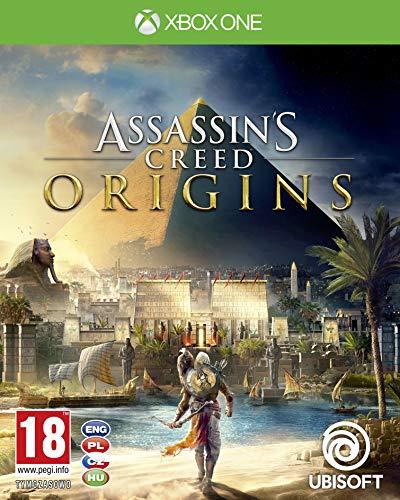 Ubisoft Assassin's Creed Origins, Xbox One Básico Xbox One vídeo - Juego...
