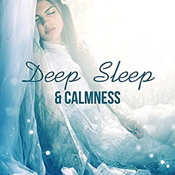 Deep Sleep & Calmness – Relaxation Music to Bed, Nature Sounds, Soothing Waves, Restful Water, Calm Mind
