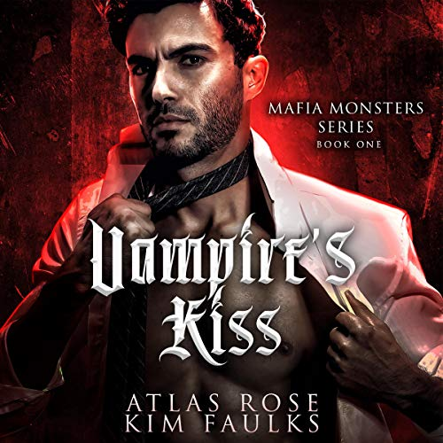 Vampire's Kiss audiobook cover art