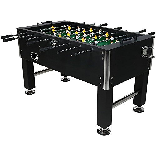 Park /& Sun Sports Blue Sky Beachwood Indoor//Outdoor Weatherproof Foosball//Soccer Game Table