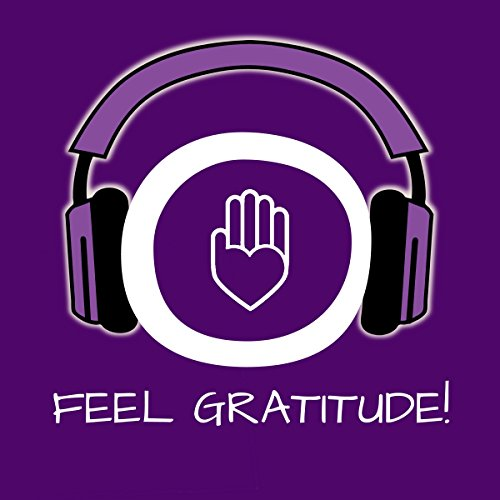 Feel Gratitude! Develop an attitude of gratitude audiobook cover art