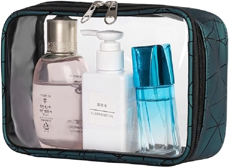 Clear Makeup Bag Travel A surprise price Attention brand is realized Toiletry Waterproof Cosmetic