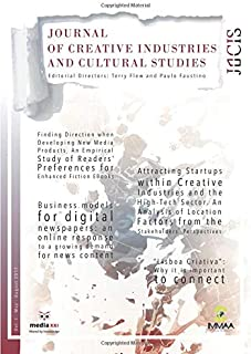 Journal of creative industries and cultural studies: JOCIS (Comunicação)