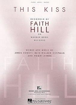 FAITH HILL - This Kiss Piano-Vocal Lyrics-Guitar Chords