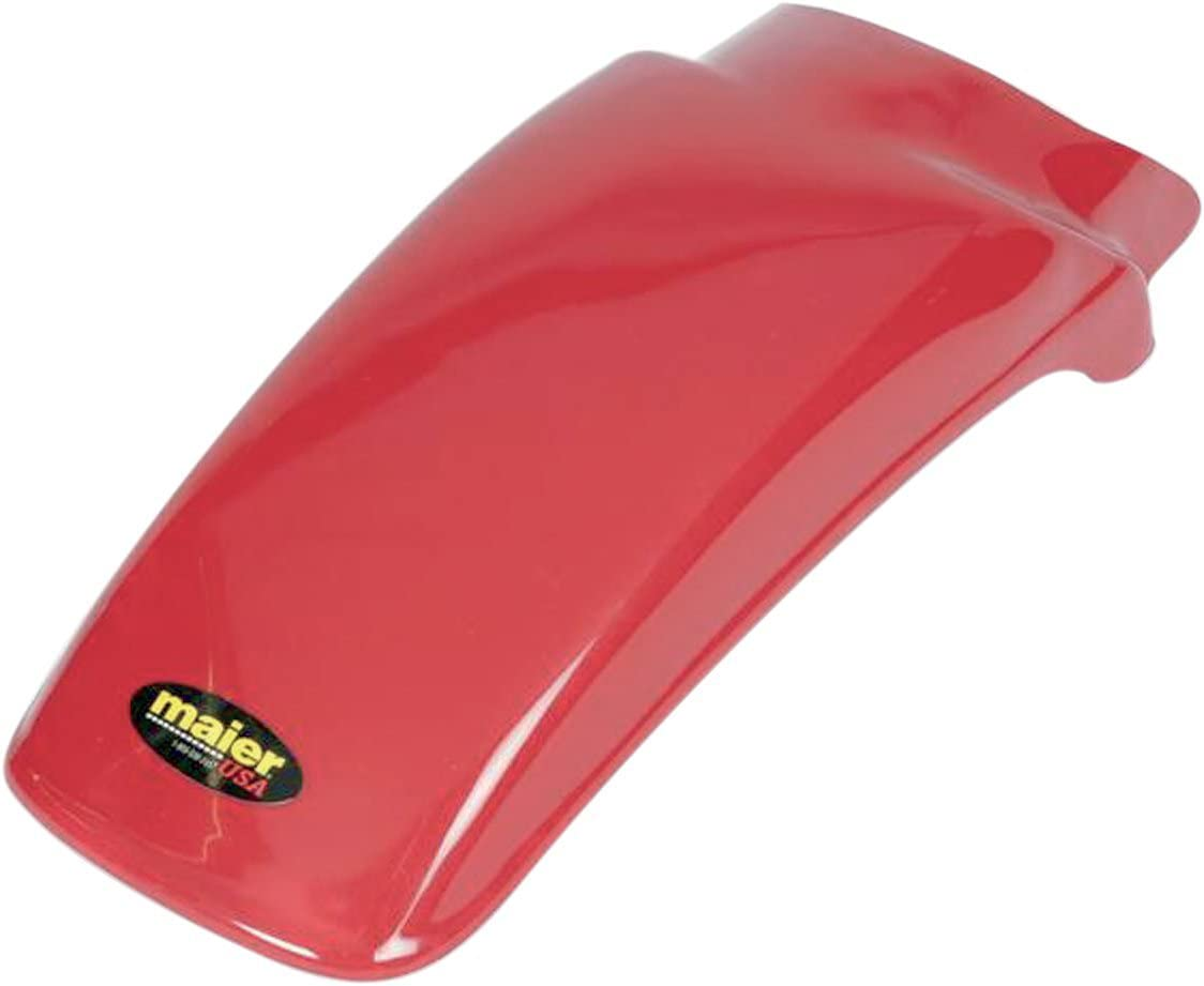 Factory outlet Maier 135002 Rear Fender Red Fits and XR80 79-82 free 77-78 XR75