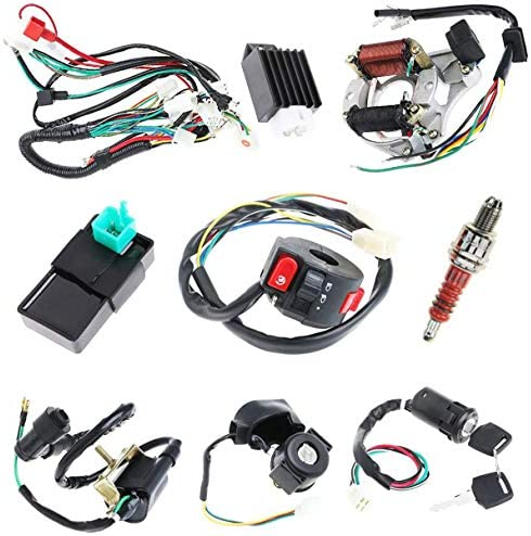 110cc chinese atv wiring harness _image3