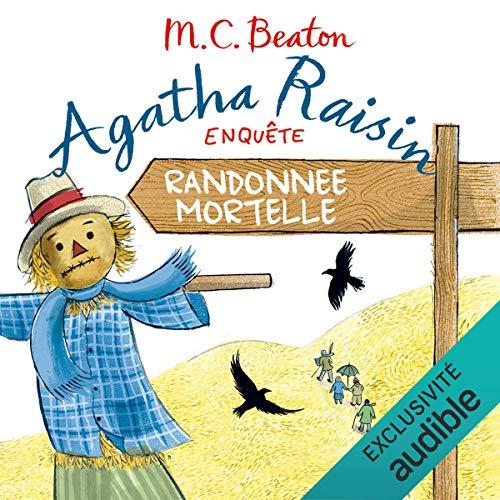 Randonnée Mortelle Audiobook By M. C. Beaton cover art