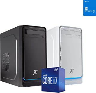 Pc desktop intel i7 10700 4,80 ghz • grafica intel® uhd 630 • 8gb ddr4 • windows 10 pro