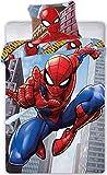 new discount Parure Housse de Couette Spider-Man en Coton