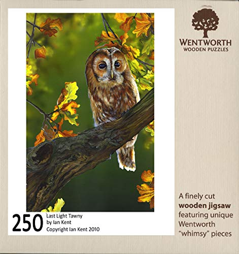 WOODEN JIGSAW PUZZLE by Wentworth *NEW* THE FISHER KING 250 piece