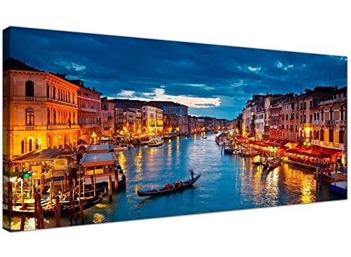 Wallfillers 1068 - Lienzo decorativo de Venecia Italia para su sala de estar