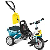 Puky Cat 1 SP - Tricycle Enfant - Vert/Blanc 2018 Tricycle Bebe