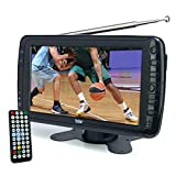 "Best Portable Digital TVs - Tyler TTV701 7"" Portable Widescreen LCD TV Review"