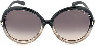 Tom Ford Women's TF9278 Designer Sunglasses, Grey/Other