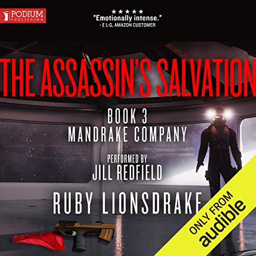 The Assassin's Salvation  By  cover art