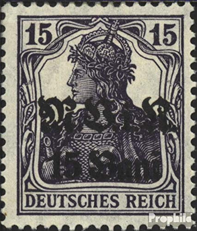 solo para ti Prophila Collection alemán. administración Militar. Rumania 5a examinado 1917 Germania Germania Germania (Sellos para los coleccionistas)  descuento