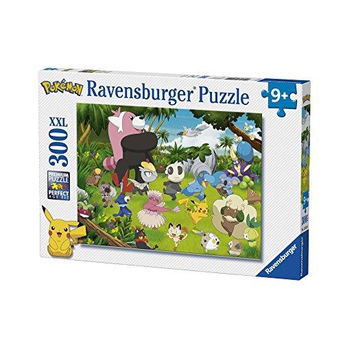 Ravensburger- Pokémon Puzzle 300 Piezas, Multicolor (1)