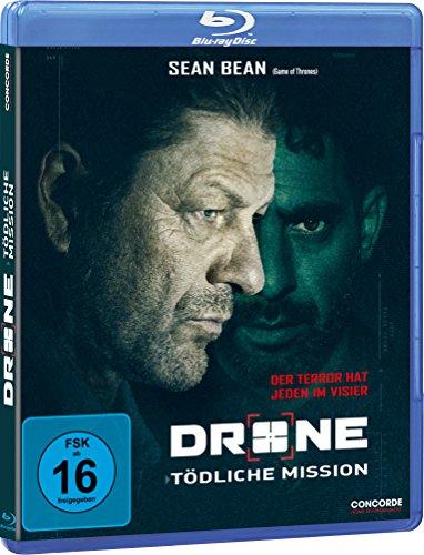 Drone - Tödliche Mission [Blu-ray] [Alemania]