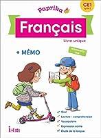 Paprika Francais - Livre CE1 cycle 2 Programmes 2018