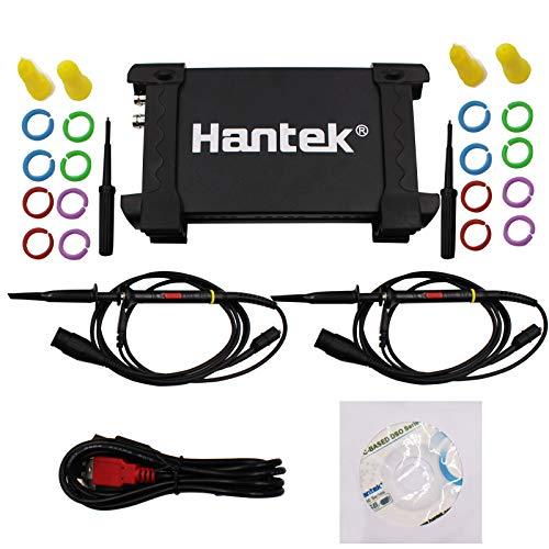 Hantek 6022BE Laptop PC USB Digital Storage Virtual Oscilloscope