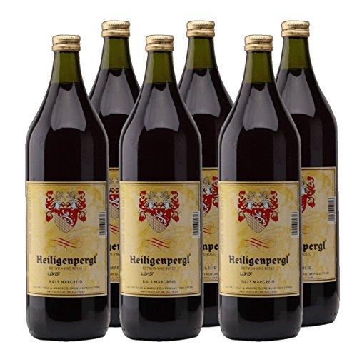 Heiligenpergl 2018 Südtirol Rotwein Italien Literflasche trocken (6x 1 l)