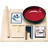 ヤマコー そば用具 TS-130 麺打ちセット 65×17×63cm 85515