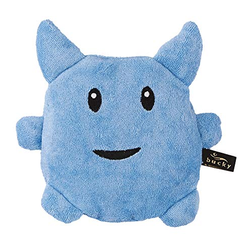 DII Bucky Boo Boo Hot & Cold Rescue Woopsies for Children's Bumps and Bruises (Warm in The Microwave or Cool in The Freezer) - Zibble, Blue