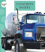 Concrete Mixers (Spot)