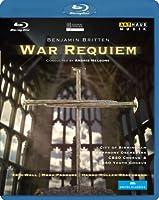 ブリテン:戦争レクイエム~コヴェントリー大聖堂、初演50年記念演奏会[Blu-ray]