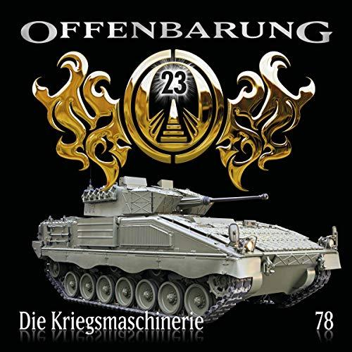 Die Kriegsmaschinerie cover art