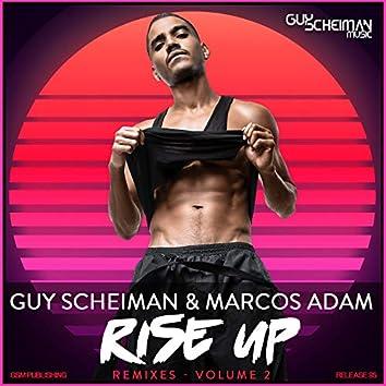 Rise up Remixes, Vol. 2