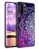 YINLAI Huawei P30 Pro Case Slim Fit Luminous Glow in the
