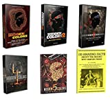 Tariq Nasheed: Hidden Colors 1-5 Complete Documentary DVD Series, Volumes 1, 2, 3, 4 & 5 plus Bonus Book, James Augustus Rogers