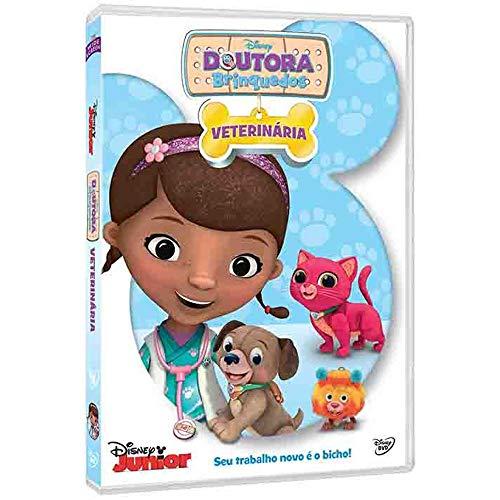 Doutora Brinquedos: Veterinária
