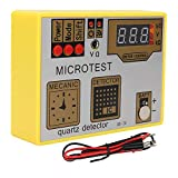 Nannday 【𝐑𝐞𝐠𝐚𝐥𝐨 𝐝𝐞 𝐍𝐚𝒗𝐢𝐝𝐚𝐝】 Máquina de desmagnetización, probador de Movimiento de Cuarzo a Prueba de Agua, para Uso empresarial, relojero, Uso doméstico, reparación de Relojes