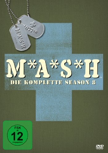 M*A*S*H - Season  8 (3 DVDs)