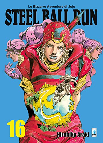 Steel ball run. Le bizzarre avventure di Jojo: 16
