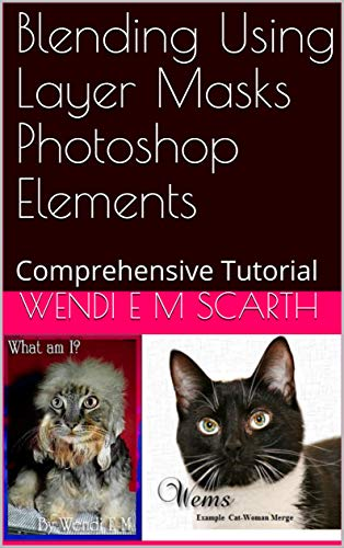 Blending Using Layer Masks Photoshop Elements: Comprehensive Tutorial (Photoshop Elements Made Easy Book 115) (English Edition)