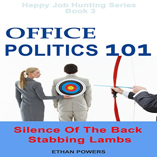 Office Politics 101 audiobook cover art