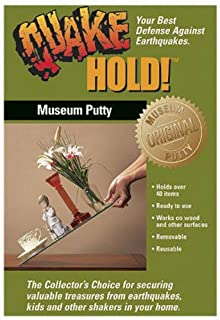 Quakehold! 88111 Museum Putty Neutral