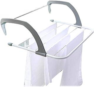 Abilieauty Apilables Toalla Colgador Resistente Al Calor Colgante Tipo Multiuso Radiador Clothes-Horse & Creative Hogar