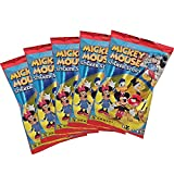 Panini Disney Micky Maus - Hybrid - 5 Flowpacks -