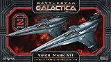 Moebius Battlestar Galactica: MK VII Viper Model Kit (1:72 Scale)