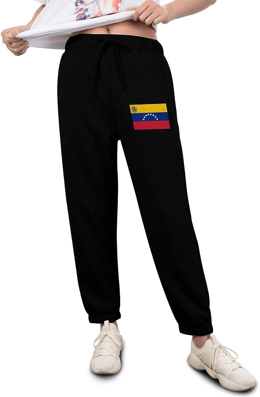 Yuanquanhengshou Venezuela Flag Womens' Jogger Track Ranking TOP13 Sweat Sales for sale Pants
